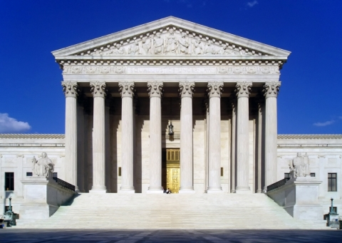 Supreme Court of United States Building