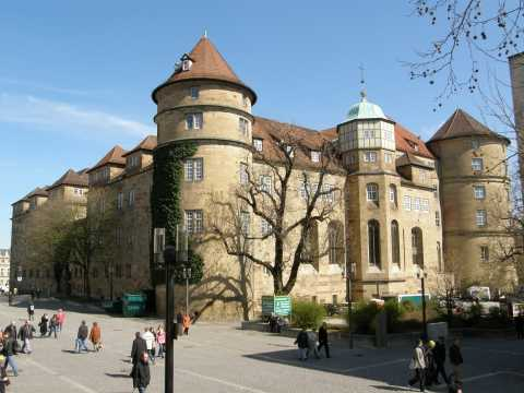 Old Castle (Stuttgart)