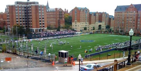 Multi-Sport Field