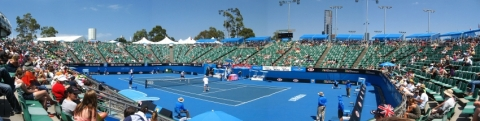 Margaret Court Arena at Melbourne Park