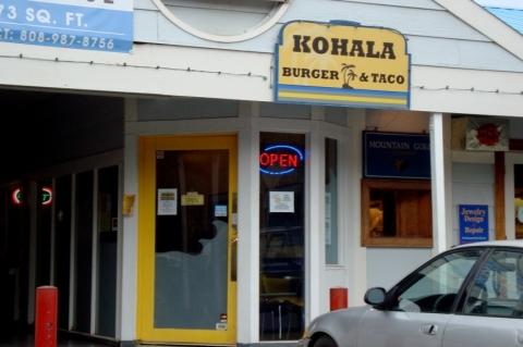 Kohala Burger & Taco