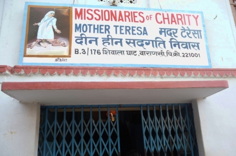 Missionaries of Charity House