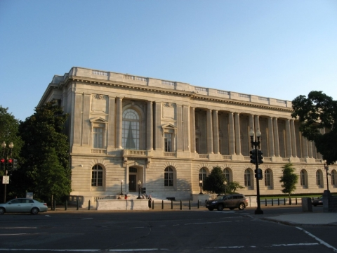 Cannon House Building