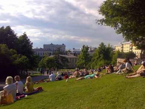 Sinebrychoff Park
