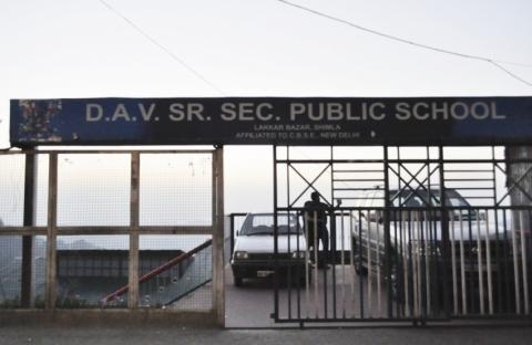 DAV SR. SEC. Public School