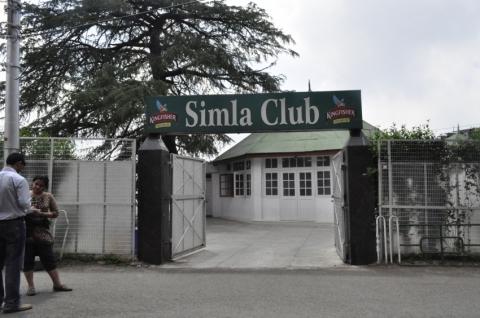 Simla Club