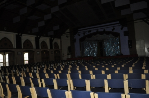 Multipurpose Hall-Gaiety Heritage Cultural Complex