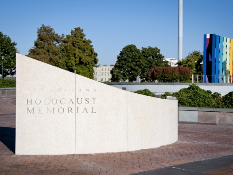 The New Orleans Holocaust Memorial