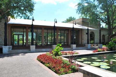 Spink Pavilion