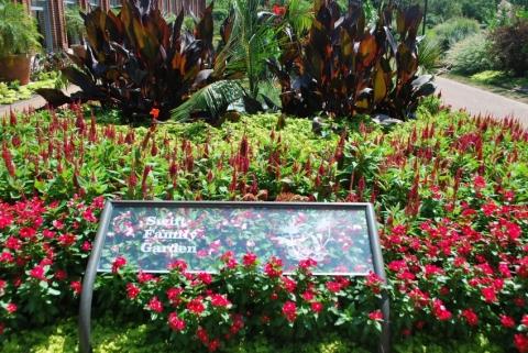 Swift Family Garden (Missouri Botanical Garden)
