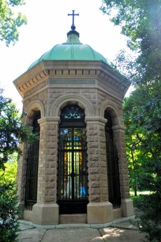 Tomb of Henry Shaw (Missouri Botanical Garden)