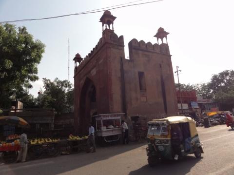 Old Delhi Gate of City