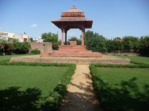 Jodhabai Ki Chhatri
