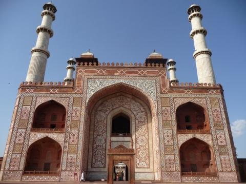 Jahangir Gate