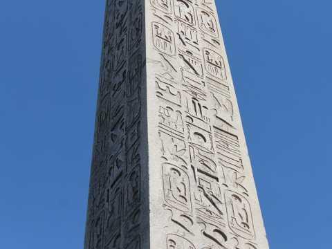Cleopatra's Needle (Obelisk)