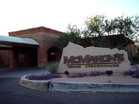 McMahon's Prime Steakhouse - Tucson, AZ