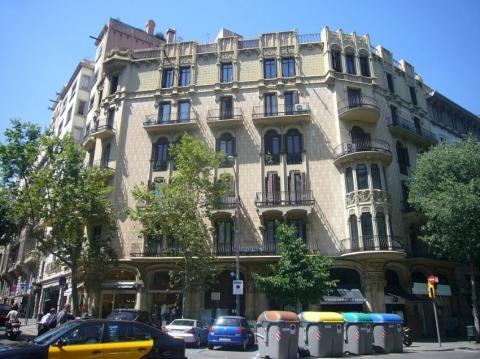Rambla Catalunya