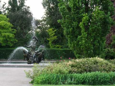 Constance Fund Fountain