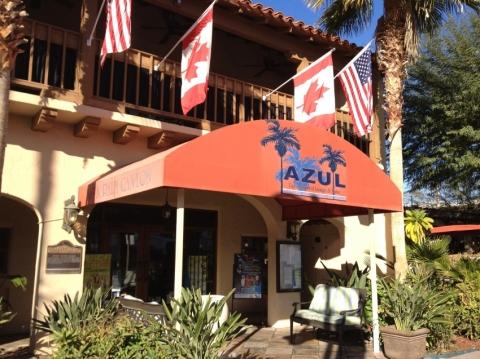 Azul Tapas Lounge