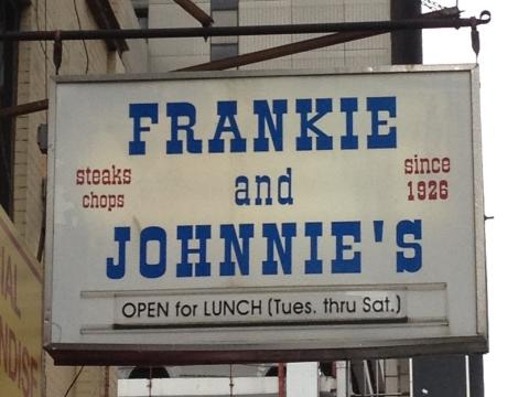 Frankie & Johnnie's