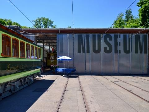 Zürich Tram Museum