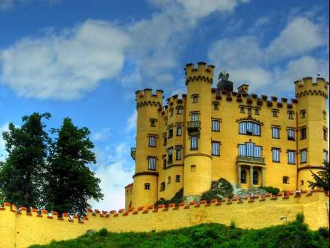 Iconic Castles of Germany