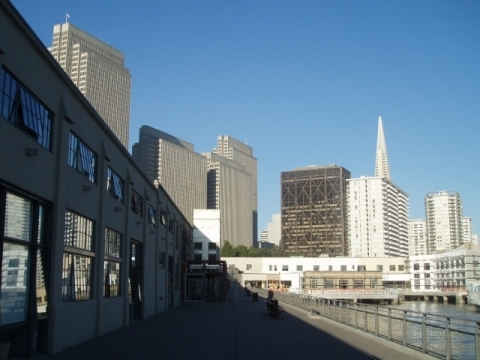 Central Embarcadero Piers Historic District
