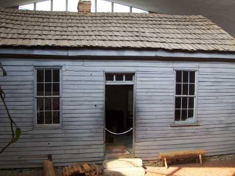 Mark Twain Birthplace Cabin