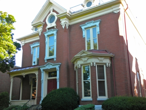 Robert W. Gardner House