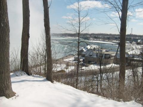 Fallsview Tourist Area