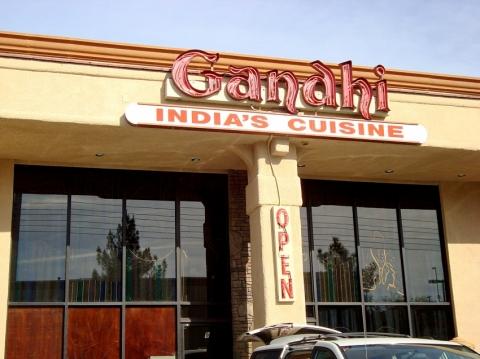 Gandhi India's Cuisine