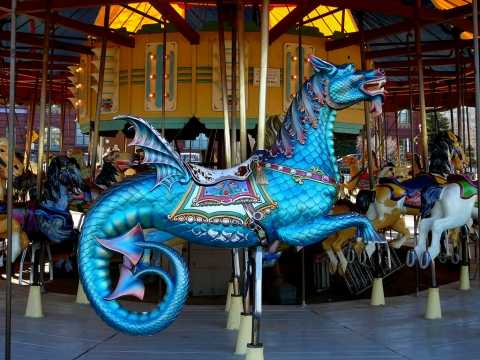 Smithsonian Carousel (The National Mall)