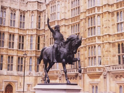Richard Coeur de Lion (statue)