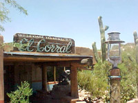 El Corral Steakhouse - Tucson, AZ