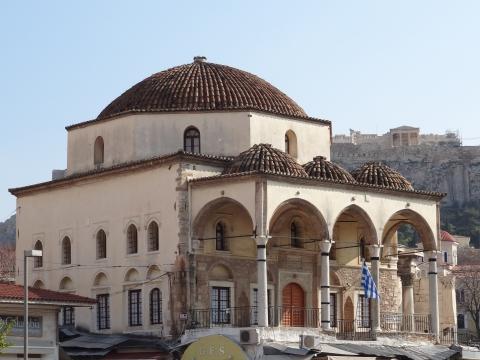 Tsisdarakis Mosque