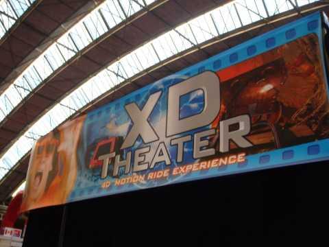 Singapore XD Theatre