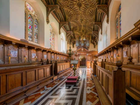 Chapel of Brasenose College