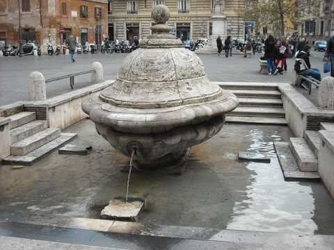 Fontana della Terrina