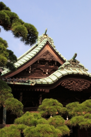 Daikyo-ji Temple (Shibamata Taishaku-ten)