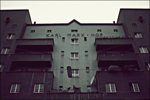 Karl-Marx-Hof (Karl Marx Courtyard)