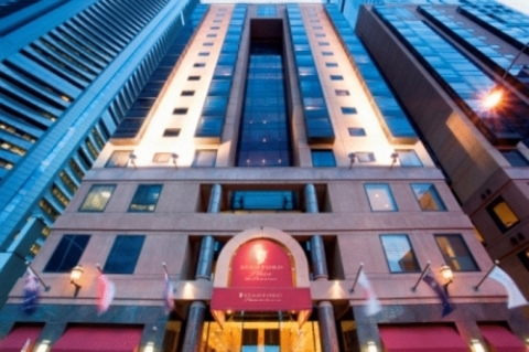 Stamford Plaza Melbourne Hotel