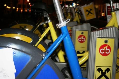 Rent a Bike at train stations