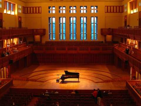 Concert Hall - The New York Society For Ethical Culture