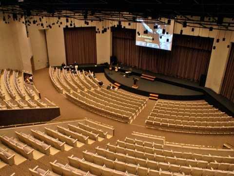 Kreeger Auditorium