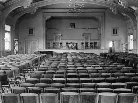 Starr Auditorium and Foyer