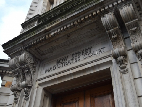 Bow Street Magistrates' Court