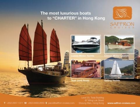 Saffron Cruises