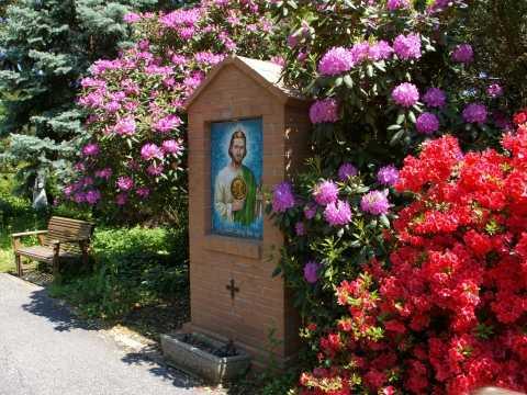Franciscan Monastery Gardens