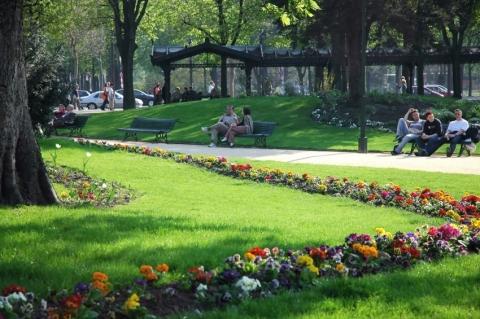 Champs-Élysées Gardens