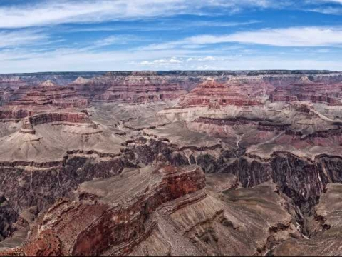 Yavapai Point at Grand Canyon